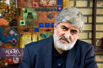 علی مطهری: رئیس جمهور نظامی یعنی در مملکت قحط الرجال است