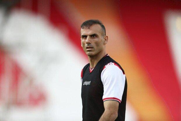 حسینی: به نداشتن بازی رسمی قبل از بازی با الهلال فکر نمی کنیم