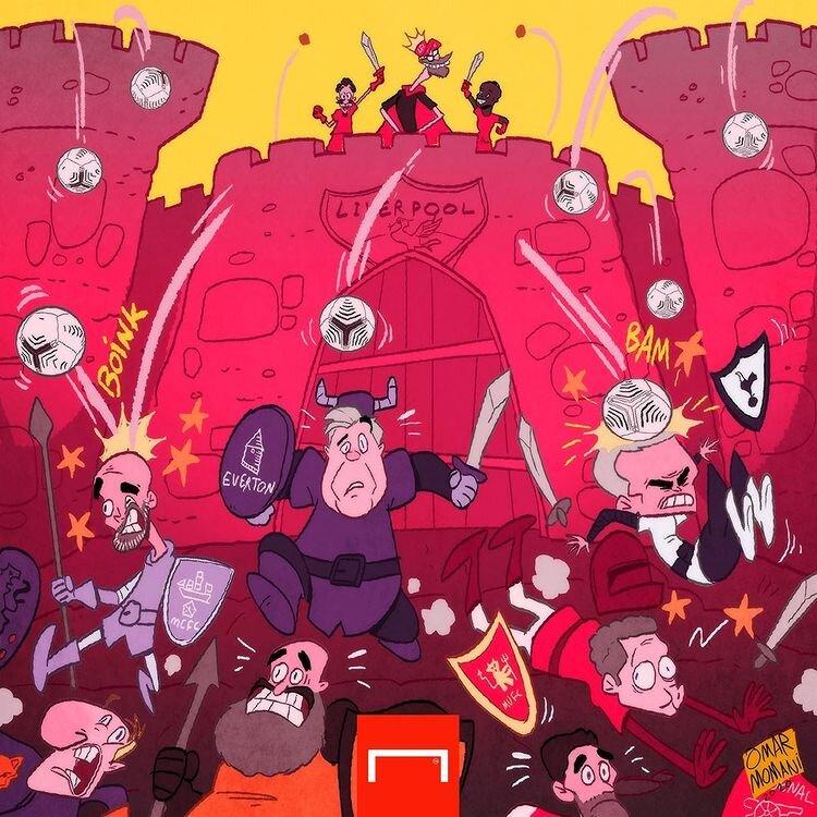 قلعه نفوذ ناپذیر سرخها رو ببینید!