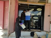 پلمپ ۱۲ واحد صنفی متخلف در شهرستان بهمئی