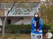 دوری ۶ هفتهای وزنه بردار زن ایران به دلیل مصدومیت
