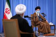 تصاویر | دیدار اعضای شورایعالی هماهنگی اقتصادی با رهبر معظم انقلاب اسلامی
