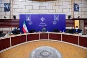 برگزاری جلسه کمیسیون ماده ۵ البرز با حضور استاندار البرز
