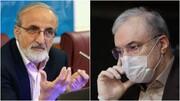 اختلاف جنجالی وزیر بهداشت و معاون مستعفی اش به روایت علی ربیعی