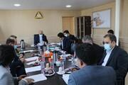 جلسه بررسی مشکلات روستا و شهرک صنعتی طولا برگزار شد