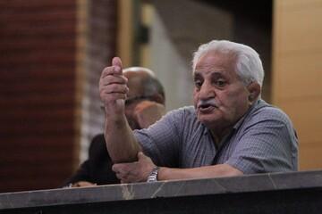 حاج محمد خادم الگویی برای استعدادیابی