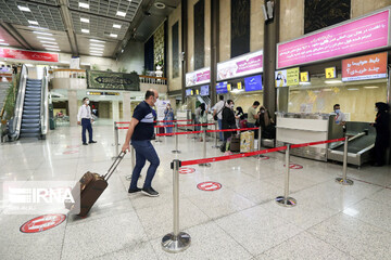 جزئیات استعلام مسافران کرونایی قبل از سفر جادهای و هوایی