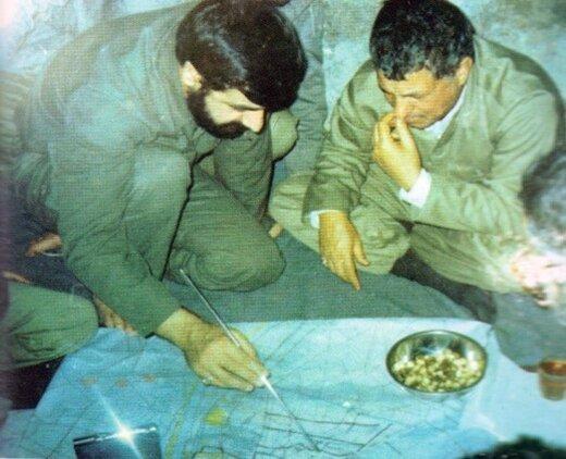 دستاوردهای پیچیده ترین عملیات نظامی ایران+تصاویری از آیت الله هاشمی و سردار سلیمانی