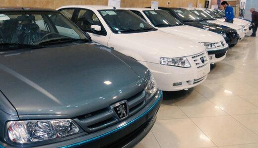 ریزش شدید قیمت خودرو | قیمت محصولات ایرانخودرو و سایپا در بازار