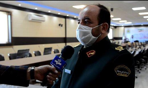 """دستگیری سارقین میلیاردی در """"شهرکرد"""