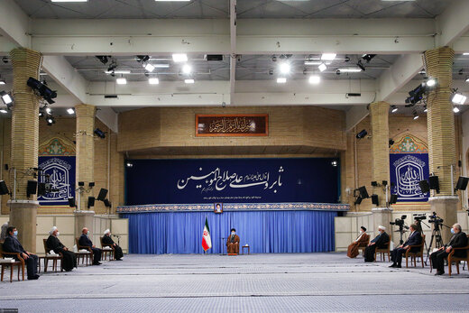 Iran's Supreme Leader attends High Economic Council's coordination meeting