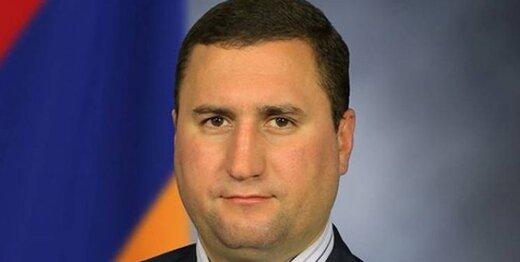نخستوزیر ارمنستان معاون وزیر دفاع را برکنار کرد