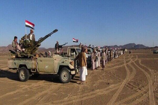 ببینید | اهمیت تصرف پایگاه نظامی ماس به دست نیروهای دولت یمن