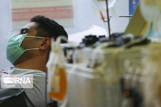 اهدای خون در روزهای کرونایی