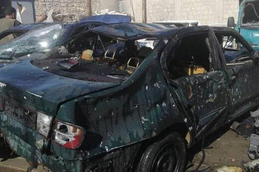 ببینید | انفجار وحشتناک خودرو بمبگذاری شده در سوریه