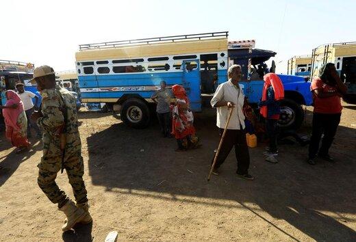 فرار هزاران نفر از درگیری در اتیوپی