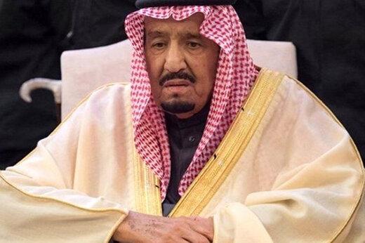 ببینید | ویدیویی که پادشاه عربستان را مسخره عالم کرد!