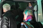 ببینید | نخستین تصویر تبادل جاسوس صهیونیستی با سه تاجر ایرانی