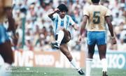 ببینید | گزارش احساسی گزارشگر آرژانتینی: خدایا ممنونیم بابت خلق مارادونا