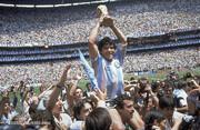 یک دقیقه سکوت در لیگ قهرمانان اروپا به احترام مارادونا