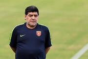 ببینید | مارادونا: من «چهگوارا» فوتبال هستم