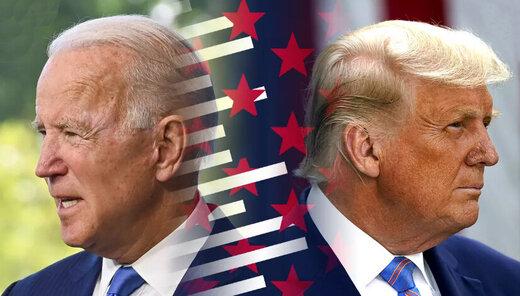 جدیدترین آرای مردمی بایدن و ترامپ اعلام شد/ترامپ: معتقدم پیروز میشویم!