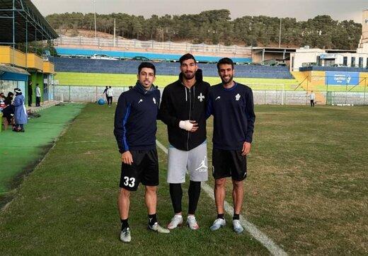 روایت بازیکن ایرانی لیگ پرتغال از یک مصدومیت