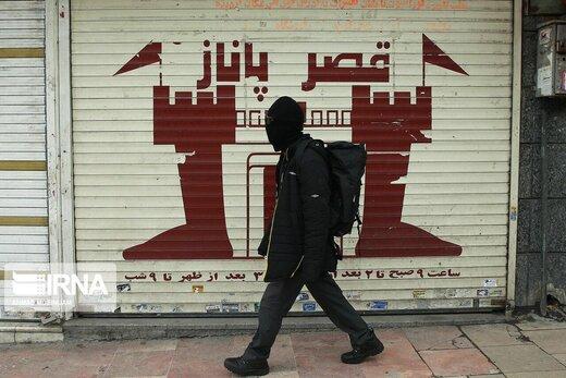 تهران در چهارمین روز اعلام محدودیتها