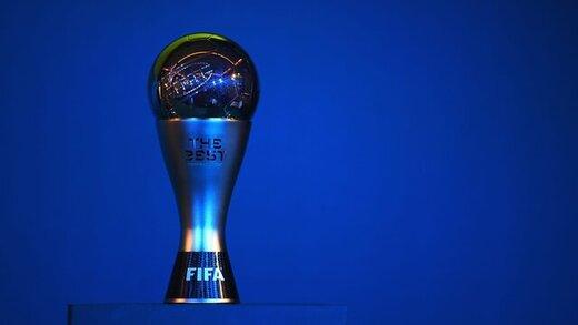 نامزدهای عنوان بهترین بازیکن سال فیفا اعلام شدند