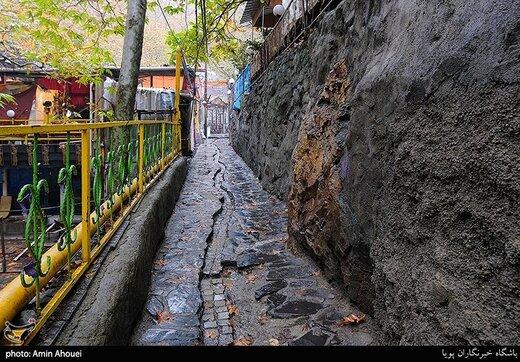 تعطیلی دوهفته ای شهر تهران - محله دربند