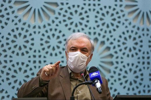 وزیر بهداشت: از حالا بار و بندیل سفر را نبندید