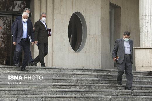 جلسه هیات دولت - ۵ آذر