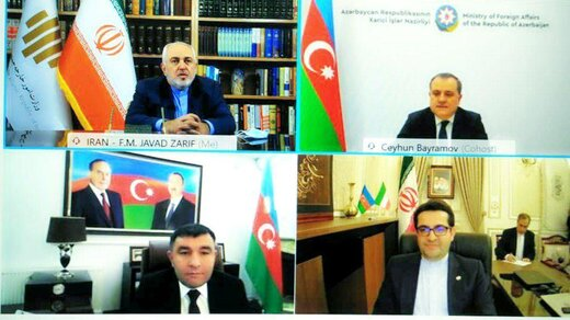 در گفتگوی وزیران خارجه ایران و جمهوری آذربایجان چه گذشت؟