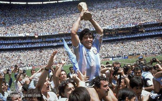 ببینید | چرا مارادونا برای آرژانتینیها یک قدیس بود؟