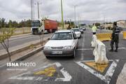 کاهش ۳۷ درصدی تردد خودروهای شخصی در جادهها