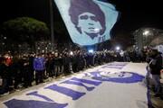 وداع با مارادونا در کاخ ریاست جمهوری آرژانتین/عکس