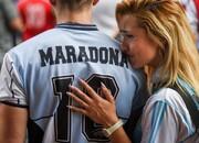 تصاویر | اشکهای هواداران فوتبال برای دیگو مارادونا