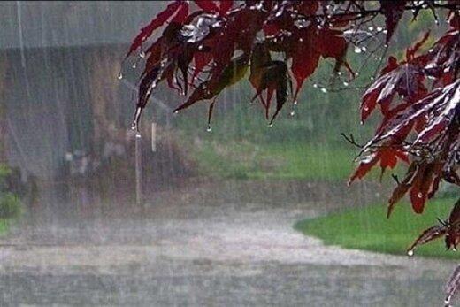 تا پایان هفته در این ۱۱ استان باران شدید میبارد