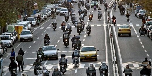 سردار رحیمی: چیزی به نام معاینه فنی موتورسیکلت وجود ندارد