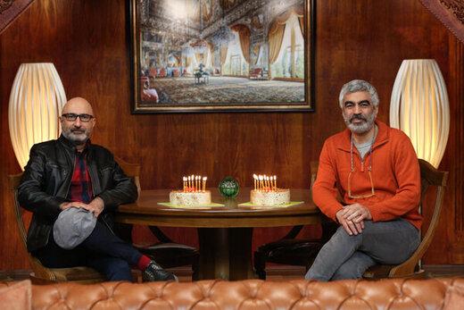 منصور ضابطیان، مهمان سروش صحت در «کتاب باز» شد