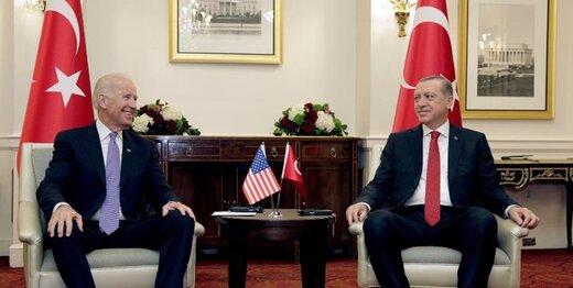 برنامه اردوغان و بایدن برای رایزنی درباره ایران