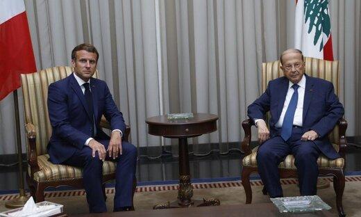 اقدام تازه فرانسه در پی وخاومت اوضاع اقتصادی لبنان
