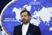 سخنگوی وزارت خارجه درگذشت دکتر استادزاده را تسلیت گفت