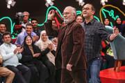 ببینید | خاطره جالب مرحوم پرویز پورحسینی در خندوانه