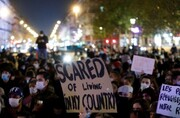روی دیگر حقوقبشر اروپایی؛ روایت جوان افغان از حمله پلیس فرانسه و کتک خوردن با باتوم