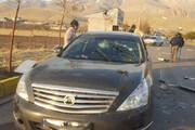 عکس   تصویری از خودروی شهید فخریزاده بعد از اقدام تروریستی