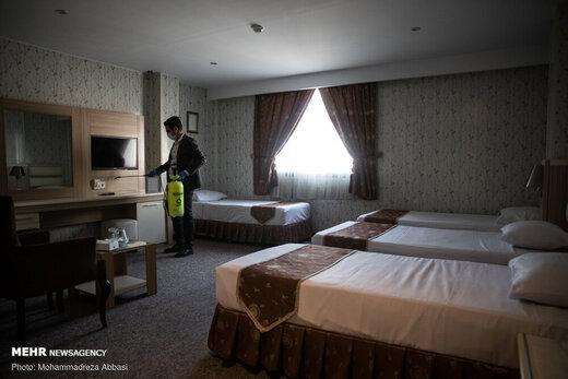 تکذیب تبدیل هتلهای ایران گردی به نقاهتگاه بیماران کرونایی