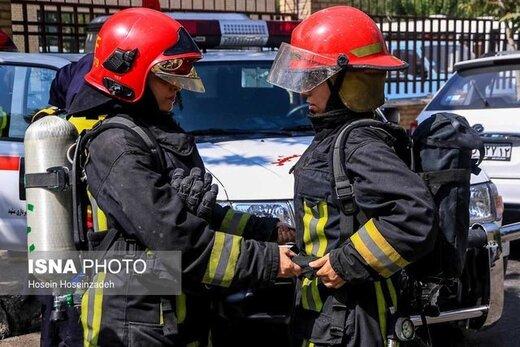 علی اعطا: زنان سرمایههای مهمی برای سازمان آتشنشانیاند