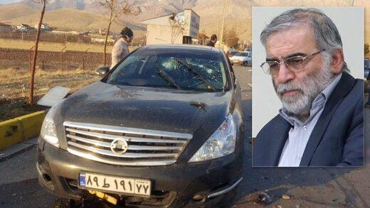 ببینید | واکنش مقامات کشوری و لشکری ایران به ترور شهید فخریزاده