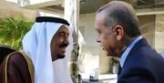 ترس از آمدن بایدن و سقوط ارزش لیر؛اردوغان و شاه سعودی را به ماه عسل میبرد
